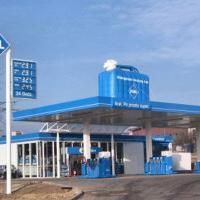Stacja paliw ARAL
