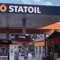 Stacja paliw STATOIL